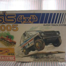 Scalextric: ESCALEXTRIC STS 4X4 REF. 2005. Lote 102495747