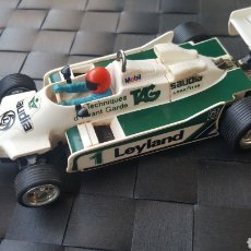 Scalextric: WILLIAMS FW-07 F1 SCALEXTRIC EXIN. Lote 102728630