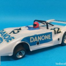 Scalextric: SCALEXTRIC EXIN SRS LOLA T-289 DANONE 1º SERIE MADE SPAIN 1982 COMO NUEVO. Lote 103608099