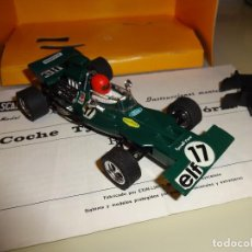 Scalextric: SCALEXTRIC. EXIN. TYRRELL - FORD F-1 VERDE. REF. 4048. Lote 103751211