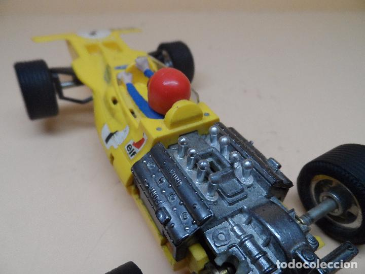Scalextric: SCALEXTRIC EXIN TYRRELL FORD amarillo C-48 - Foto 2 - 103769647