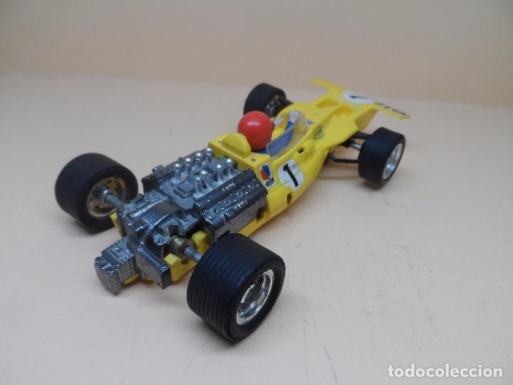 Scalextric: SCALEXTRIC EXIN TYRRELL FORD amarillo C-48 - Foto 3 - 103769647