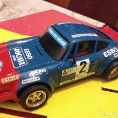 Scalextric: SCALEXTRIC EXIN PORSCHE 911 JOCAVI COMPLETO EN BUEN ESTADO. Lote 104506923