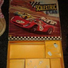 Scalextric: CAJA SCALEXTRIC EXIN SEGUN FOTOS GT 64. Lote 105318087