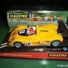 Scalextric: SCALEXTRIC FERRARI 333SP. Lote 105466495