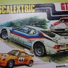 Scalextric: CAJA VACÍA SCALEXTRIC GT-15. Lote 108279792