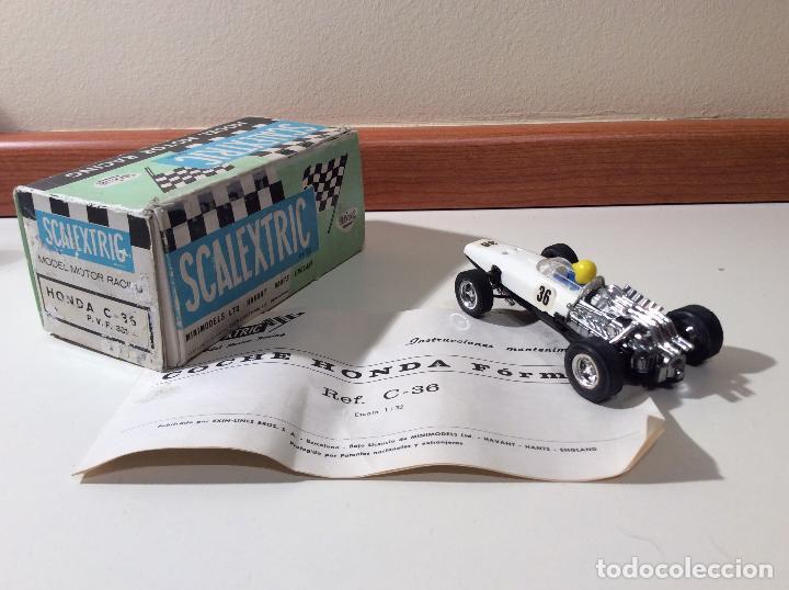Scalextric: Honda f1 segunda serie exin - Foto 2 - 105767211