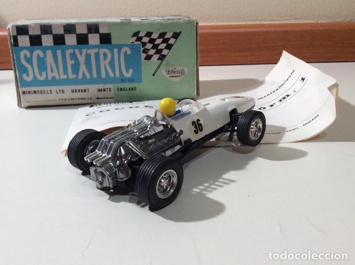 Scalextric: Honda f1 segunda serie exin - Foto 4 - 105767211