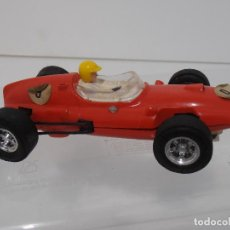 Scalextric: COCHE SCALEXTRIC EXIN, TRIANG COOPER ROJO, AÑOS 70. Lote 108726787
