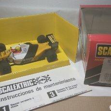 Scalextric: SCALEXTRIC MINARDI F1 EXIN REF. 8334 NUEVO A ESTRENAR. Lote 108914674