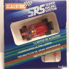Scalextric: FERRARI F1 156/85 SRS SCALEXTRIC EXIN . Lote 109359711