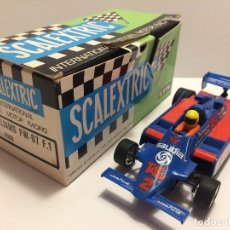 Scalextric: WILLIAMS FW-07 F.1 EXIN . Lote 109359855