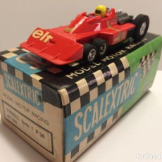 Scalextric: TYRRELL FORD ROJO EXIN . Lote 109359899