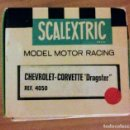 Scalextric: SCALEXTRIC EXIN COCHE CHEVROLET CORVETTE DRAGSTER . Lote 110493931