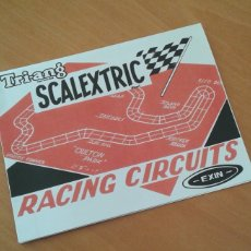 Scalextric: EXINMEX RARO RACING CIRCUITS AÑO 1969. Lote 111140255