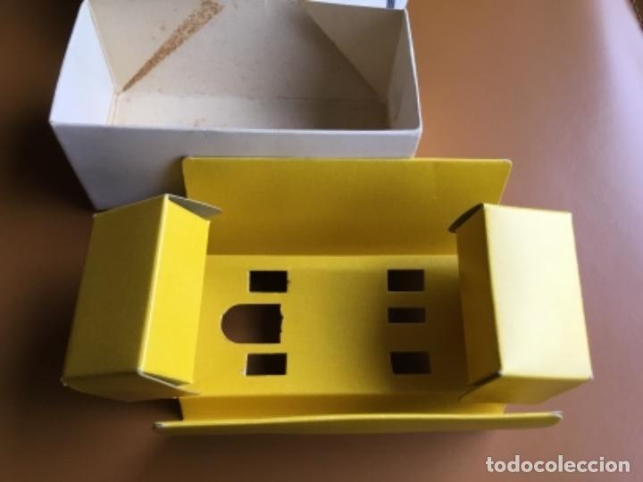 Scalextric: SCALEXTRIC EXIN. MINI COOPER ROJO CLARO . Con caja e instrucciones . Casco abierto. Muy bueno. - Foto 12 - 122192323