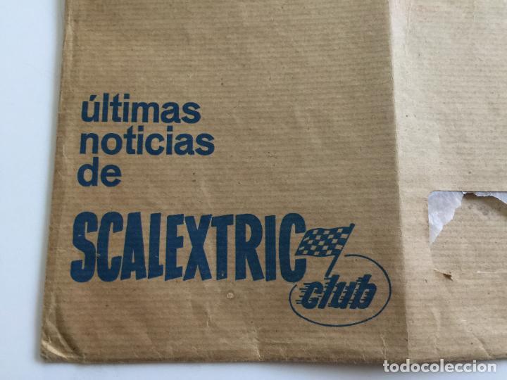 Scalextric: ULTIMAS NOTICIAS DE SCALEXTRIC CLUB SOBRE ORIGINAL - Foto 2 - 111681687