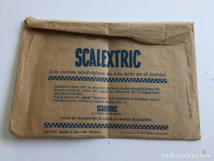 Scalextric: ULTIMAS NOTICIAS DE SCALEXTRIC CLUB SOBRE ORIGINAL - Foto 3 - 111681687