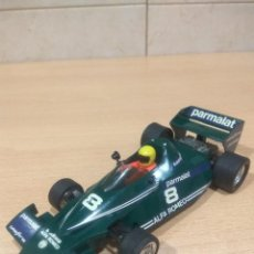 Brabham BT-46 verde de scalextric exin