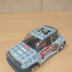 Scalextric: RENAULT 5 SRS TENTE DE SCALEXTRIC EXIN . Lote 112148675
