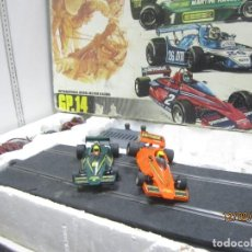 Scalextric: SCALEXTRIC GP 14. Lote 112259439