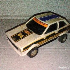 Scalextric: FORD FIESTA BLANCO SCALEXTRIC EXIN. Lote 112567411