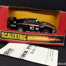Scalextric: SCALEXTRIC EXIN - PORSCHE 935 - REF 4071. Lote 112717751