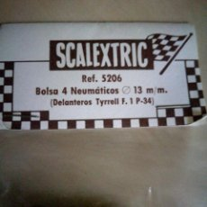 Scalextric: TYRRELL P 34 EXIN. Lote 112902179