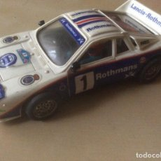 Scalextric: LANCIA 037 EXIN. Lote 113085095