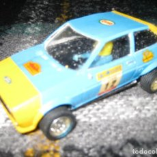 Scalextric: FORD FIESTA.SCALEXTRIC REF 4057/4061. Lote 113358587