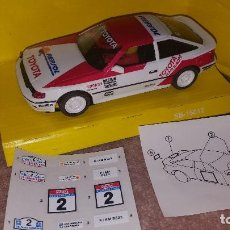 Scalextric: SCALEXTRIC TOYOTA. Lote 114296691