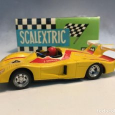 Scalextric: SCALEXTRIC EXIN ALPINO RENAULT 2000 TURBO EN CAJA. Lote 114310919