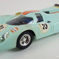Scalextric: PORSCHE - 917. SCALEXTRIC. REF C - 46. MADE IN SPAIN. CIRCA 1970.. Lote 114524523