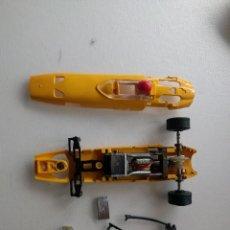 Scalextric: DESGUACE BRM F1 SCALEXTRIC EXIN REF. C-37. Lote 114907627