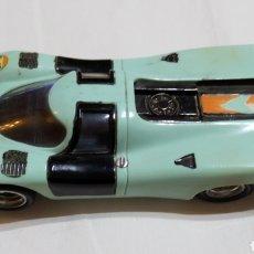 Scalextric: PORSCHE 917 REF. C-46 COCHE AZUL SCALEXTRIC FORMULA 1. AÑOS 70 PROCEDENTE DE GP-90 CON FALTAS.. Lote 114927367