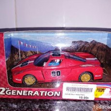 Scalextric: COCHE SCALEXTRIC OPEN SLOT. Lote 115610415