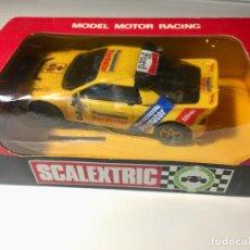 Scalextric: SCALEXTRIC FORD RS 200 PUROLATOR REF.4089 CON LUCES DELANTERAS Y TRASERAS . Lote 115621215