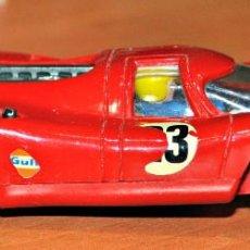 Scalextric: ANTIGUO PORSCHE 917 ROJO DE EXIN SCALEXTRIC.. Lote 115690819