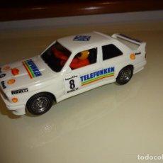 Scalextric: SCALEXTRIC. EXIN. BMW M3 BLANCO TELEFUNKEN. Lote 115745883