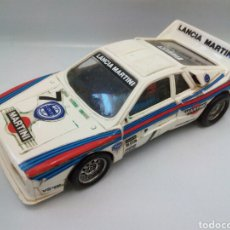 Scalextric: LANCIA RALLY 037, SCALEXTRIC EXIN. Lote 115767066