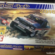 Scalextric: PISTA SIN COCHES SCALEXTRIC STS 4X4 2015 . Lote 116374931