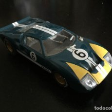 Scalextric: FORD GT 40 SCALEXTRIC EXIN. Lote 116752307