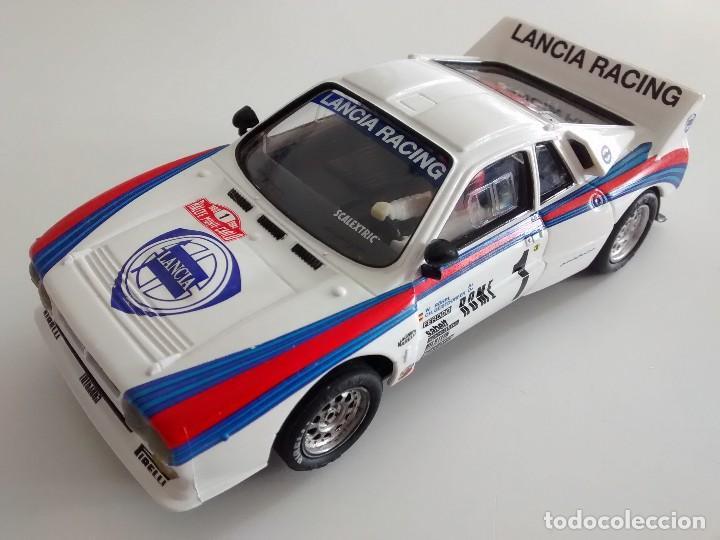Lancia 037 scalextric - Vendido en Venta Directa - 118197335