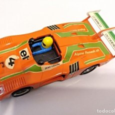 Scalextric: ALPINE RENAULT BANCO OCCIDENTAL EXIN. Lote 118578387