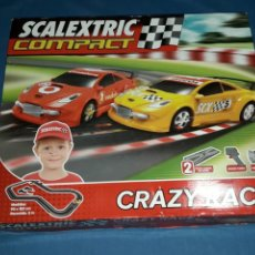 Scalextric: SCALEXTRIC COMPACT. Lote 118669879