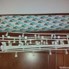 Scalextric: VALLA SCALEXTRIC TRIANG EN CAJA. Lote 118682203