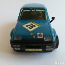 Scalextric: RENAUT 5 , COCHE SCALEXTRIC MADE IN SPAIN . Lote 119342107