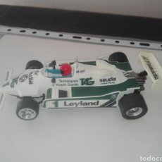 Scalextric: COCHE SCALEXTRIC EXIN WILLIAMS FW-07. Lote 119606648