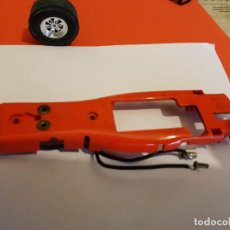 Scalextric: SCALEXTRIC EXIN CHASIS TYRELL FORD ROJO ORIGINAL. Lote 119746383