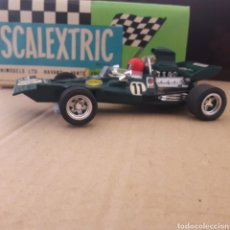 Scalextric: SCALEXTRIC TYRRELL FORD FÓRMULA 1 EXIN TRIANG. Lote 120057495